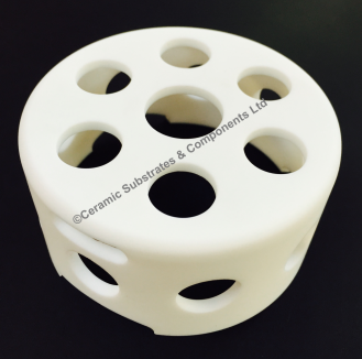 Macor Glass Ceramic Components